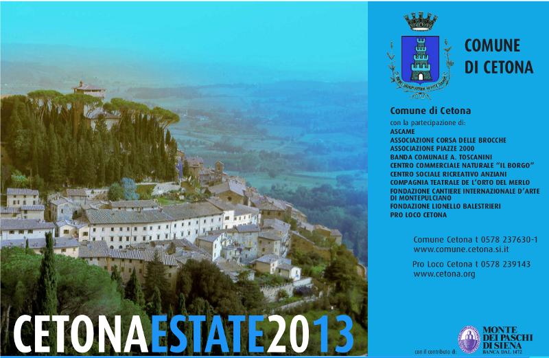 cetonaestate 2013 - locandina