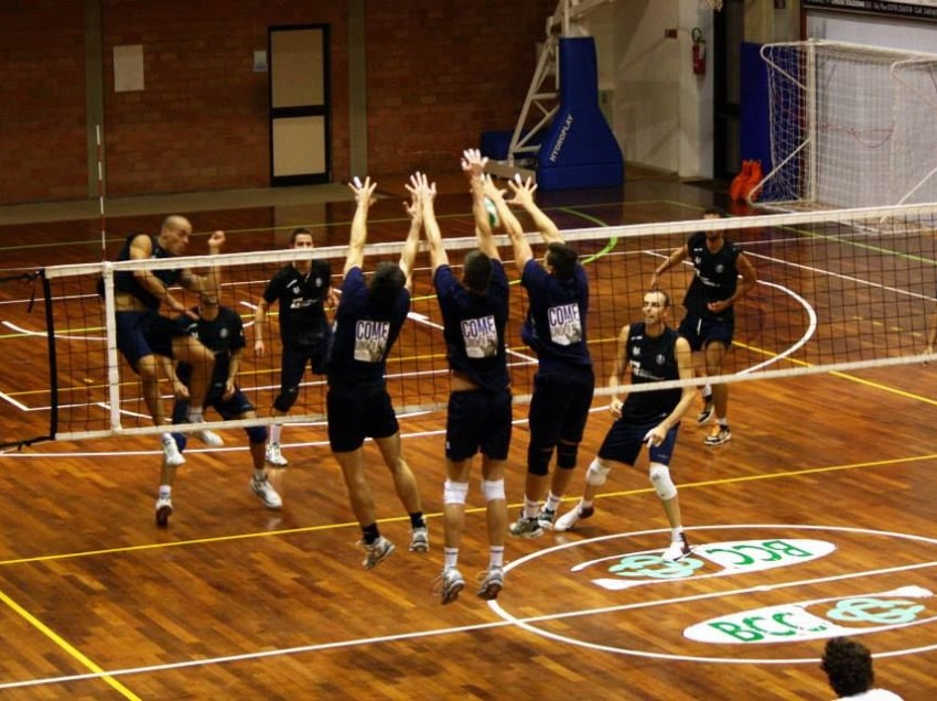 VOLLEY: SECONDA AMICHEVOLE PER LA EMMA VILLAS