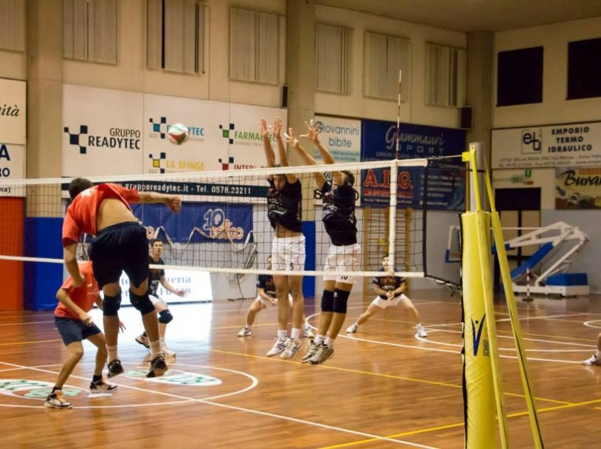 VOLLEY, EMMA VILLAS CAMBIA REGISTA: PRESO SCAPPATICCIO, IN A2