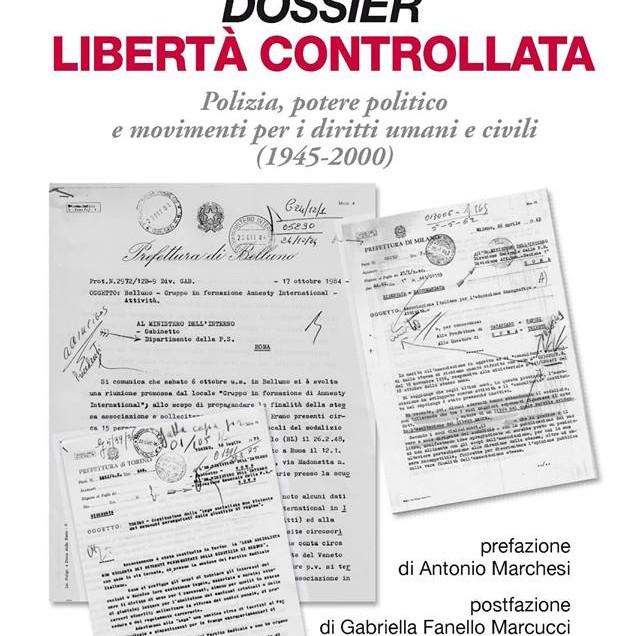 """DOMANI SERA, A CHIUSI, LA PRESENTAZIONE DEL LIBRO """"DOSSIER LIBERTA' CONTROLLATA"""""""