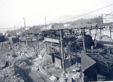 21 NOVEMBRE '43: SETTANT'ANNI FA IL BOMBARDAMENTO DELLA STAZIONE DI CHIUSI