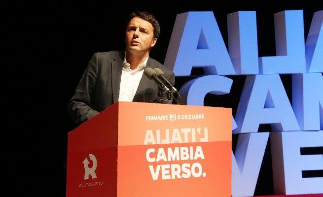 """""""NON HO VOTATO ALLE PRIMARIE, MA ORA DICO FORZA RENZI!"""""""