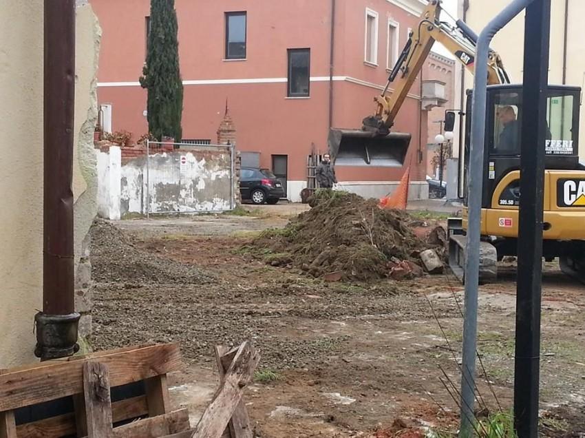 CHIUSI, SCARAMELLI ORDINA DI RIPULIRE UN'AREA DEGRADATA DEL CENTRO