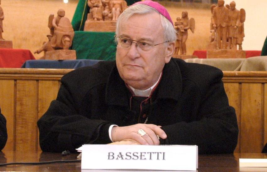 I PIEVESI A ROMA PER L'INVESTITURA A CARDINALE DEL VESCOVO BASSETTI