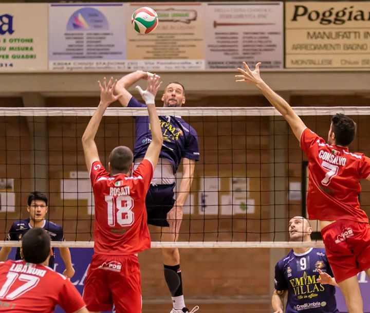 VOLLEY: LA EMMA VILLAS CHIUSI SECONDA IN CLASSIFICA