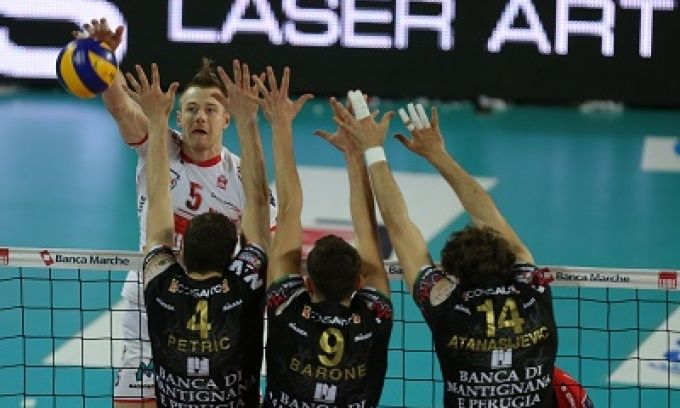 VOLLEY, EMMA VILLAS ESPUGNA ORTE. E LA SIR SAFETY PERUGIA SI GIOCA LO SCUDETTO