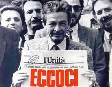 L'UNITA' CHE CHIUDE, GRILLO CHE ESULTA E… PRIMAPAGINA CHE TORNA IN EDICOLA
