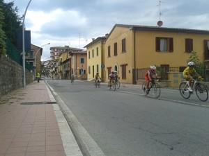 ciclisti via oslavia