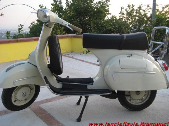 VENDO VESPA GL 150 CC. 1963