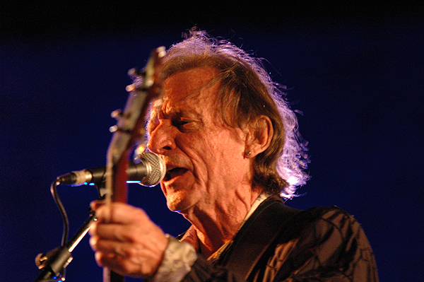 E' MORTO JACK BRUCE, LEGGENDA DEL ROCK NEL 2009 SUONO' A TRASIMENO BLUES