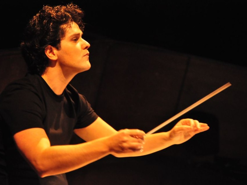 IL FESTIVAL ORIZZONTI 2015 AVRA' ANCHE UN DIRETTORE MUSICALE: E' LO SPAGNOLO SERGIO ALAPONT, GRADITO RITORNO