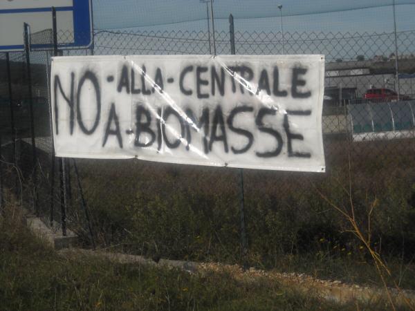 IMPIANTI A BIOMASSE, PROTESTE A FABRO  E CASTIGLIONE DEL LAGO