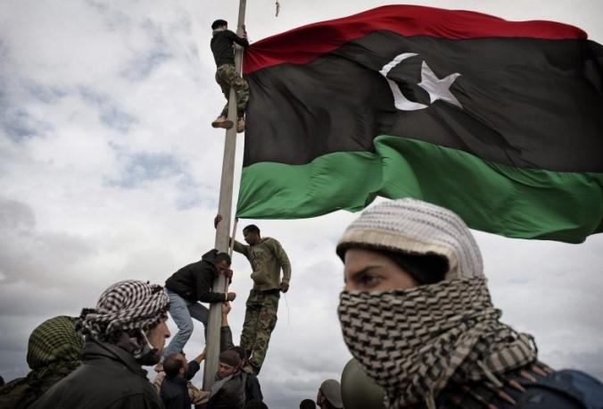 LA LIBIA, ARMA DI DISTRAZIONE DI MASSA
