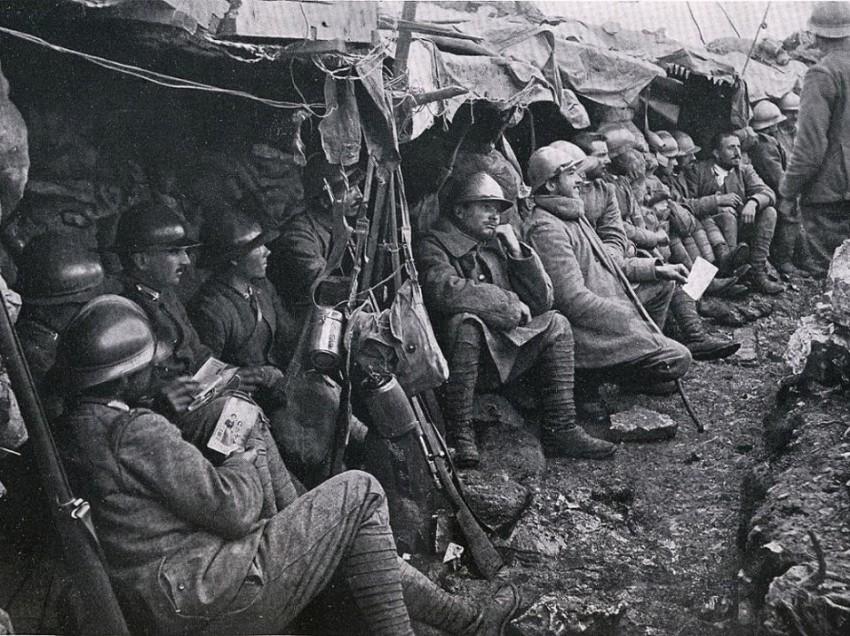 """CITTA' DELLA PIEVE: LA GUERRA 1915-18 E UNA MOSTRA TROPPO """"POVERA"""""""