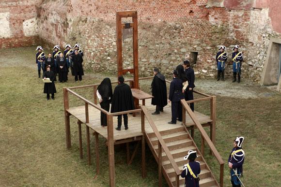 1864: UN PIEVESE E UN CETONESE GHIGLIOTTINATI DAL NUOVO STATO UNITARIO ITALIANO…