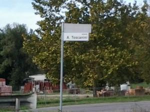 piazza toscanini