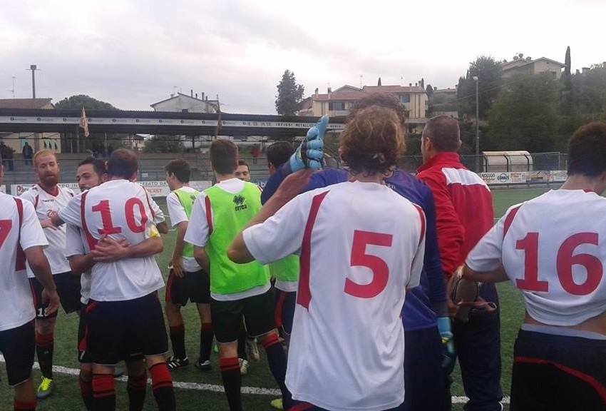 CHIUSI CORSARO BATTE IL SANSOVINO E ALLUNGA IN CLASSIFICA
