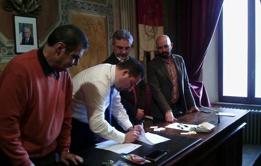 DALLA MENSA SCOLASTICA A CHI NE HA BISOGNO:  CIBO SALVATO, CIBO DONATO…