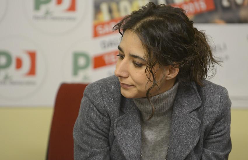 """ALESSIA DORILLO (PD): """"L'INIZIATIVA DI CUCINELLI? UNO SPRONE A MIGLIORARE NOI STESSI"""""""