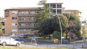 EX OSPEDALE CHIANCIANO