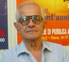 SIENA: E' MORTO SERGIO BINDI, FU SEGRETARIO DELLA CGIL, DIRIGENTE PCI E VICESINDACO