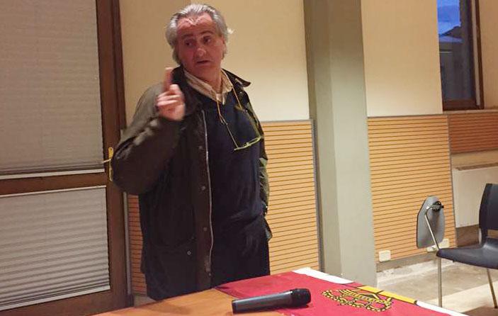 CHIUSI, E' LA DESTRA A FARE LA PRIMA MOSSA: NICCOLO' MARTINOZZI CANDIDATO PER LEGA-FORZA ITALIA E FRATELLI D'ITALIA