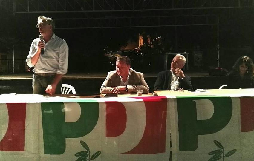 E SCARAMELLI RILANCIA LA PROPOSTA DELLA FUSIONE CHIUSI-CHIANCIANO