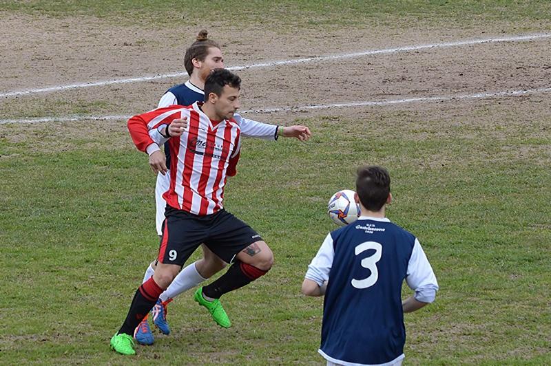 Il Chiusi in altalena perde 2-1 con il Valdarno. Sinalunghese surclassata a Grassina