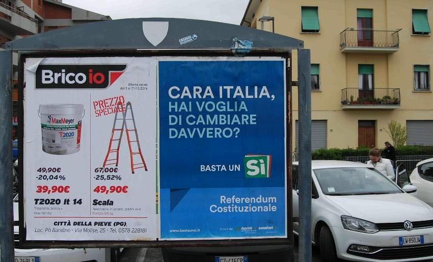 Referendum, parla Bersani: