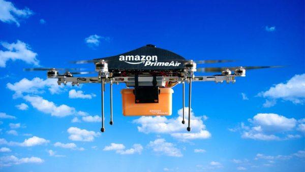 Amazon Prime Air vola alto: la prima consegna con drone in Inghilterra