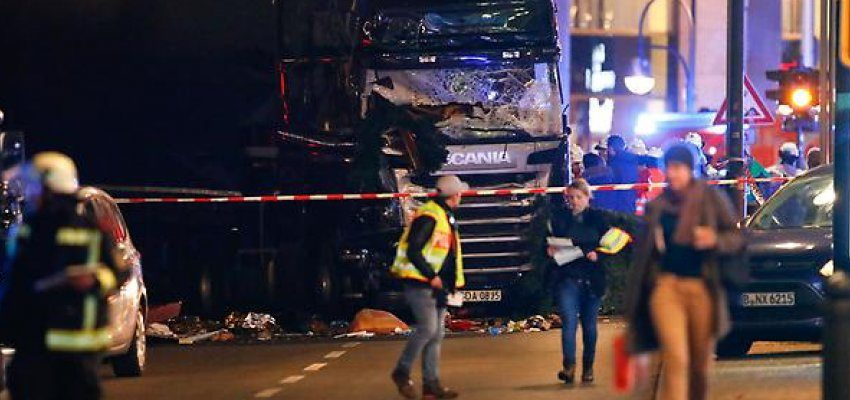 DUE ATTENTATI IN DUE ORE AD ANKARA E BERLINO, TORNA L'INCUBO TERRORISMO
