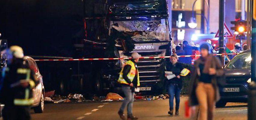 DUE ATTENTATI IN DUE ORE AD ANKARA E BERLINO, TORNA L'INCUBO TERRORISMO