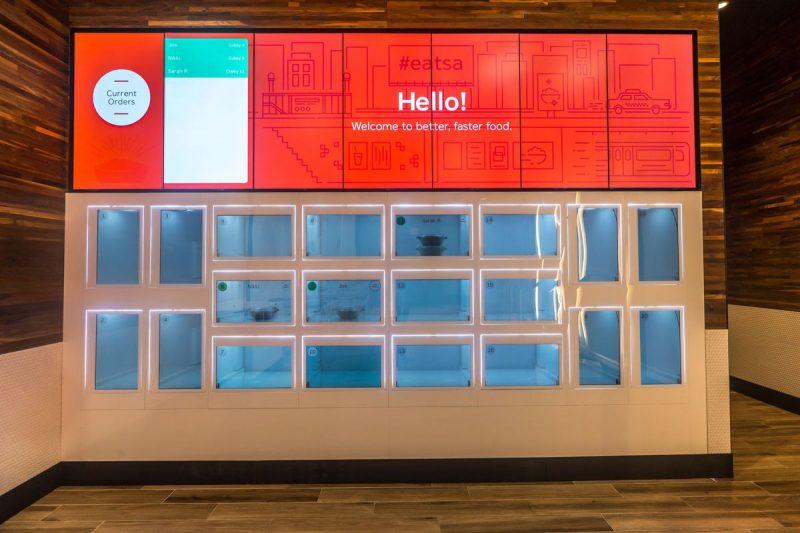 Eatsa, il fast-food completamente automatizzato all'insegna dell'alimentazione sana. Benvenuti nel futuro della ristorazione