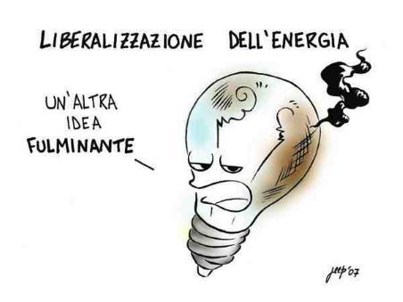 Il mercato libero italiano e l'epidemia delle pratiche scorrette. Attenti al lupo e si salvi chi può
