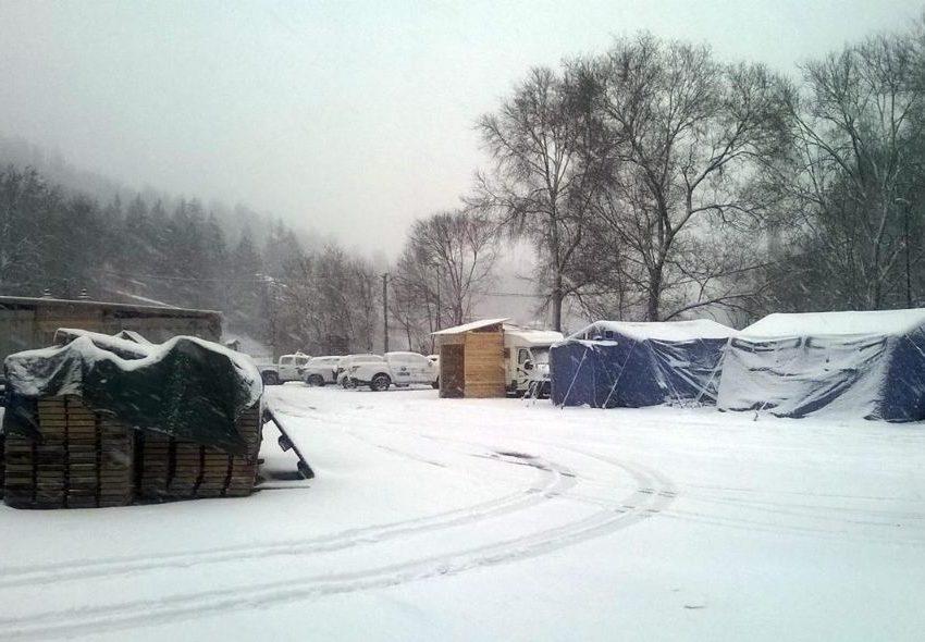 I terremotati sotto la neve: la resa incondizionata del Governo e della classe politica italiana