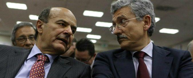 La legge del contrappasso: D'Alema, Bersani e Rossi rifanno DP. Dalla vocazione maggioritaria alla testimonianza minoritaria