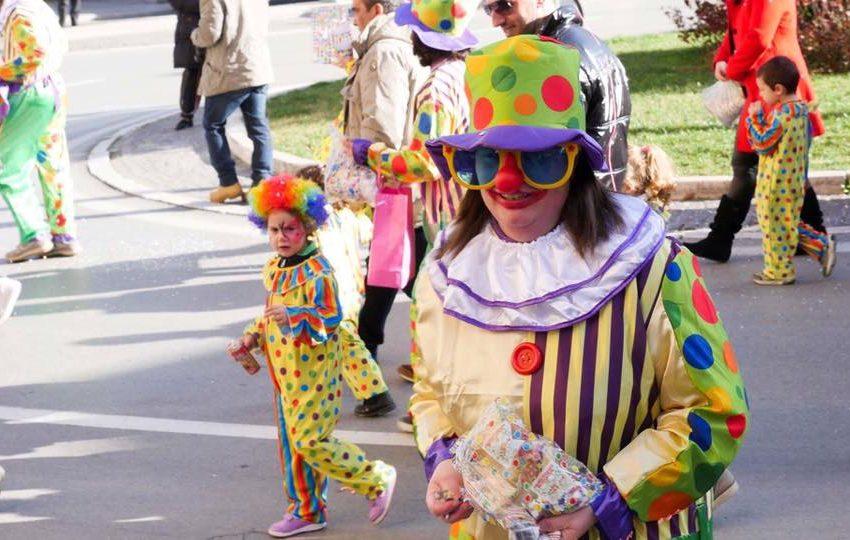 """Chiusi, i 65 anni del """"Carnevale dei ragazzi"""""""