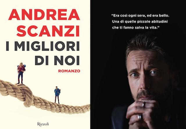 I migliori di noi, l'altro Andrea Scanzi presenta il suo libro a Città della Pieve