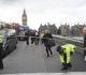 LONDRA, ATTACCO TERRORISTICO AL PARLAMENTO INGLESE. SUV SULLA FOLLA: DUE MORTI E MOLTI FERITI