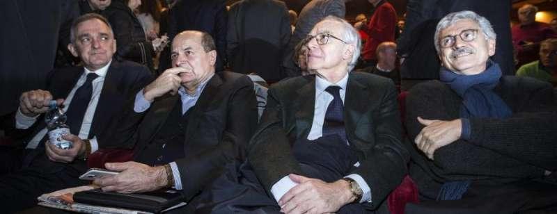 Chiusi e Valdichiana: nessuno segue D'Alema, Bersani e Rossi. Scarsissimo l'effetto scissione. Normale?