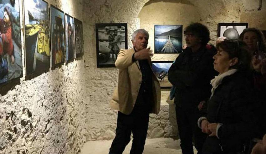 Fino a luglio una mostra del grande fotografo Enzo Ragazzini alla Rocca di Sarteano