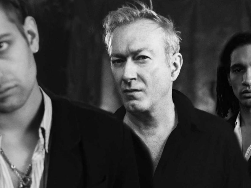 BEL COLPO DEL LARS ROCK FEST: ARRIVA THE GANG OF FOUR, BAND ICONA DEL POST PUNK INGLESE