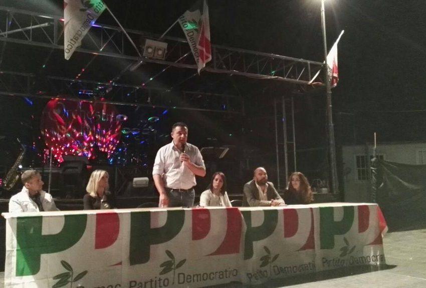 CHIUSI: LA FESTICCIOLA DEL PD E QUELLA PUBBLICITA' INCONGRUA