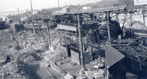 21 NOVEMBRE '43: CHIUSI RICORDA IL BOMBARDAMENTO DELLA STAZIONE. DOMANI FLASH MOB ALLE 12,30