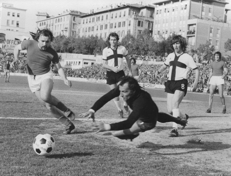 I 50 ANNI DEL '68 (1): PAOLO SOLLIER, IL COMPAGNO CENTRAVANTI