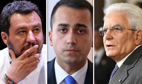 """L'AUTOGOL DEL PRESIDENTE MATTARELLA. ITALIA SOTTOMESSA AI """"MERCATI"""" E CONSEGNATA A SALVINI E DI MAIO. UN CAPOLAVORO"""