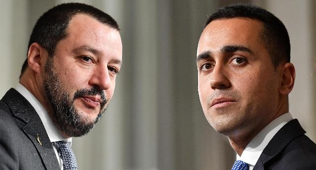 DI MAIO E SALVINI AL GOVERNO, LA DEBACLE DI UNA GENERAZIONE