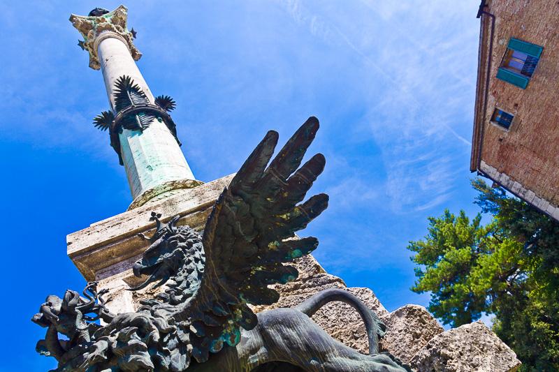 20 GIUGNO: LA RIVOLTA DI PERUGIA E LA REPRESSIONE DELL'ULTIMO PAPA RE