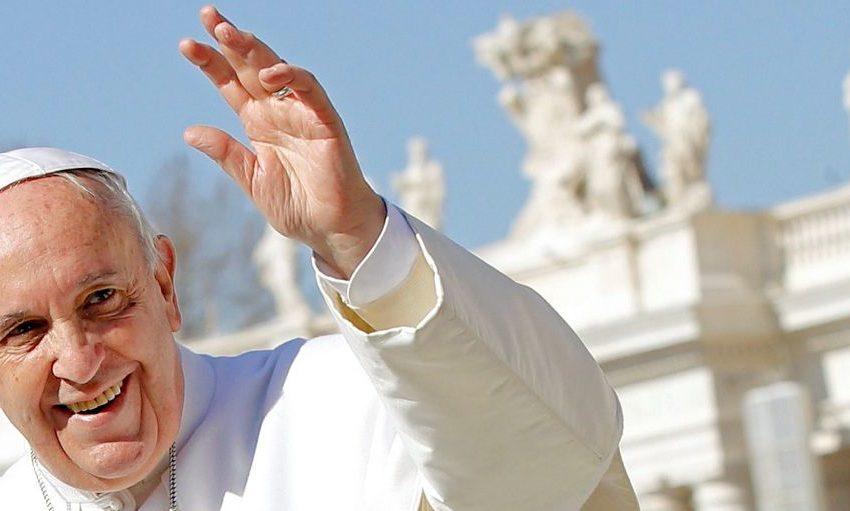 LE INVOCAZIONI DEL PAPA E LE DISTRAZIONI DI DIO
