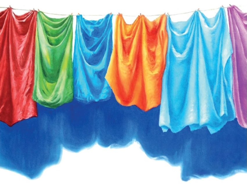 Città della Pieve: Colore e movimento partenopei nella mostra di pittura di Silvia Rea